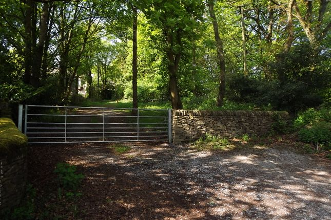Thumbnail Land for sale in Macclesfield Road, Whaley Bridge, High Peak