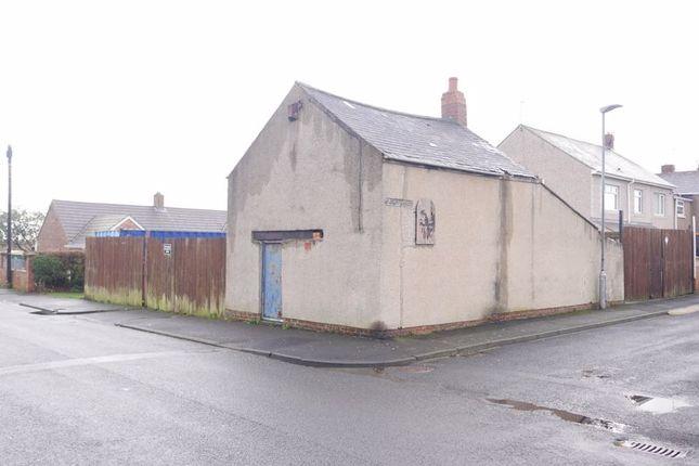 Thumbnail Land for sale in Land At Church Avenue, Scotland Gate, Choppington