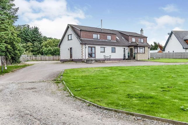Thumbnail Detached house for sale in Upper Myrtlefield, Inverness, Highland
