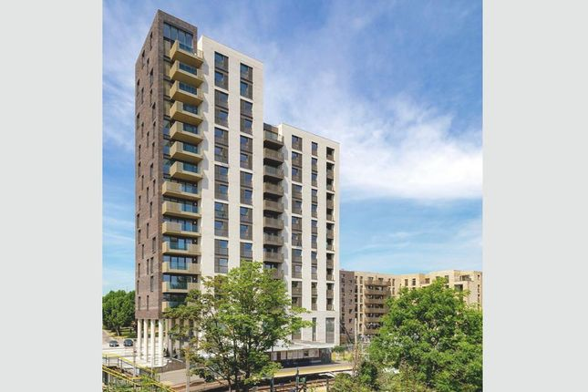 Thumbnail Flat for sale in Elements, Alma Road, Ponders End