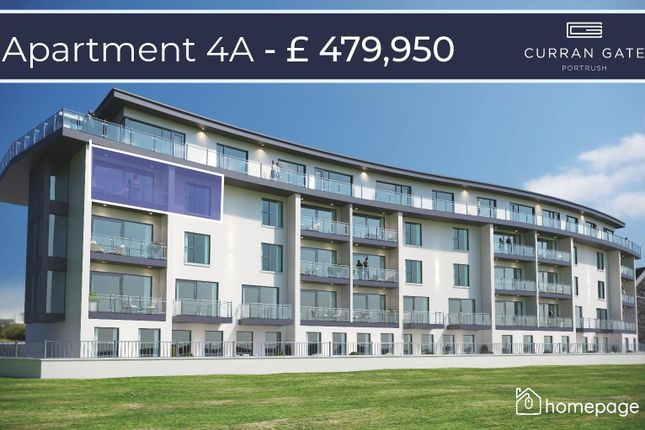 Thumbnail Property for sale in Level 4, Type I, Curran Gate, Portrush