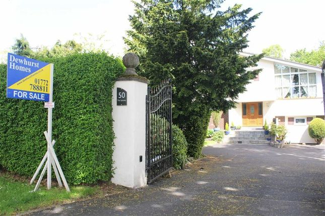 Thumbnail Detached house for sale in Egerton Road, Ashton-On-Ribble, Preston