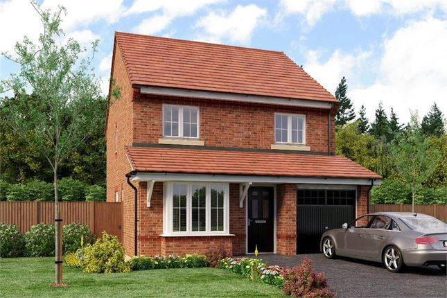 "Detached house for sale in ""Greene"" at Aberford Road, Wakefield"