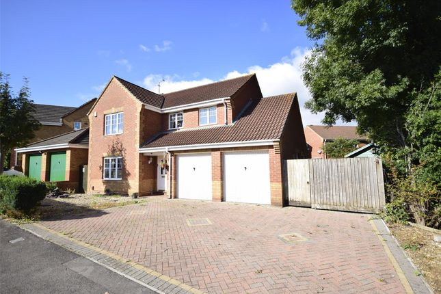Thumbnail Detached house for sale in Guest Avenue, Emersons Green, Bristol