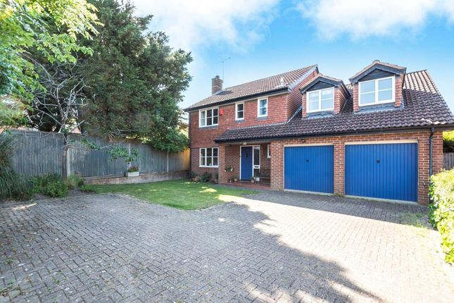 Thumbnail Detached house for sale in Wiggett Grove, Binfield