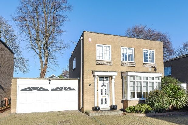 Thumbnail Detached house to rent in Kinnaird Close, Bromley
