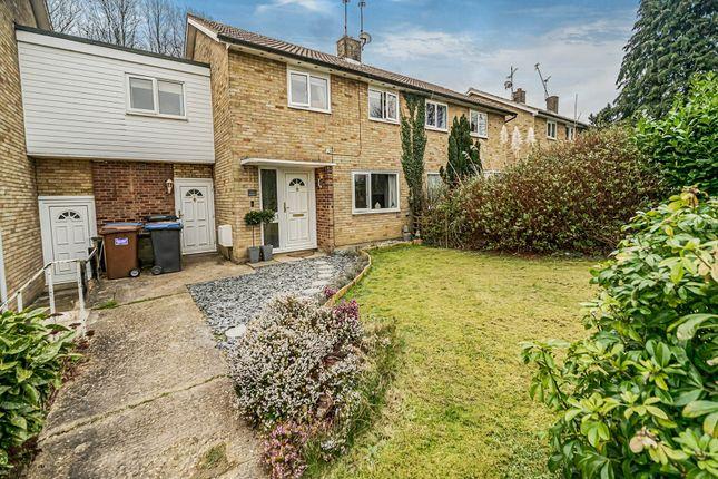 Thumbnail Terraced house for sale in Sewells, Welwyn Garden City