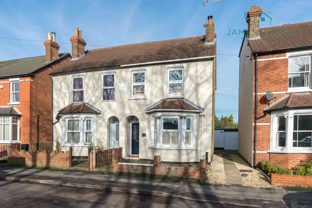 3 bed semi-detached house for sale in Stepgates, Chertsey