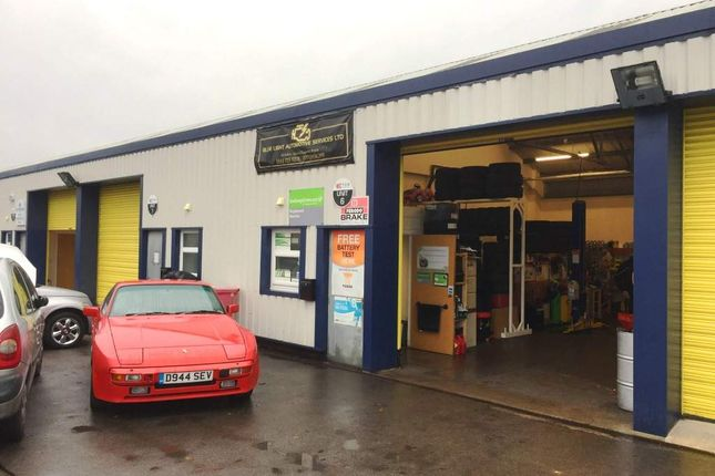 Thumbnail Parking/garage for sale in Eton Hill Road, Radcliffe, Manchester