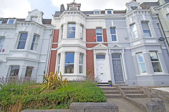 Thumbnail Town house for sale in Wilderness Road, Mutley, Plymouth