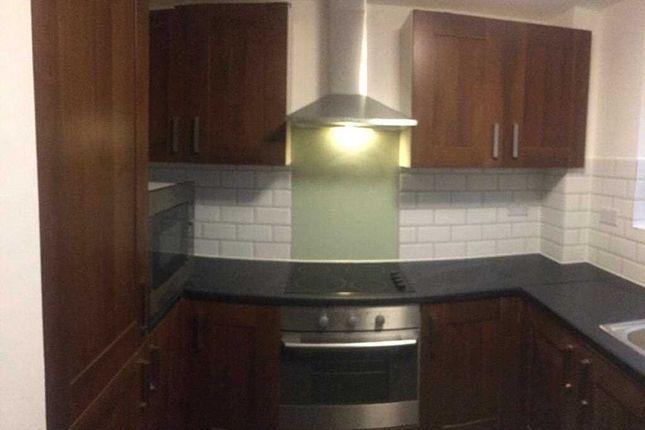 Thumbnail Flat to rent in Moulton Rise, Luton