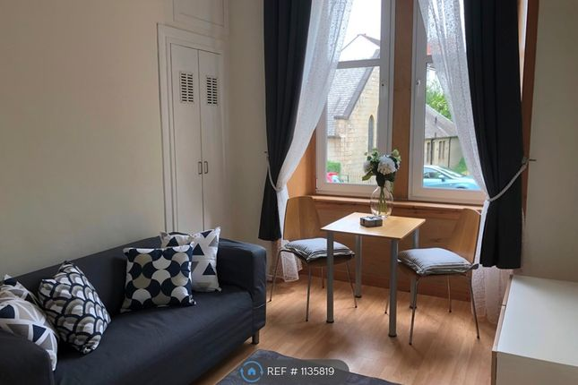 1 bed flat to rent in Thornwood Avenue, Glasgow G11