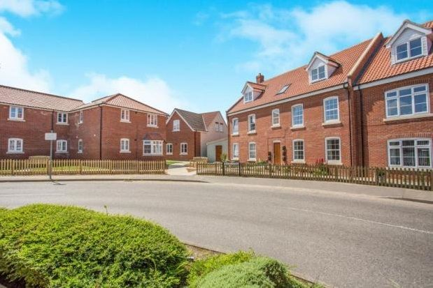 Thumbnail Flat to rent in Bacton Road, North Walsham