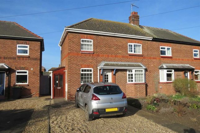 Thumbnail Semi-detached house for sale in Fen Road, Billinghay, Lincoln