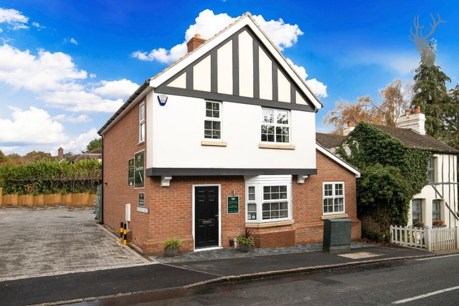Thumbnail Detached house for sale in Coppice Row, Theydon Bois, Essex
