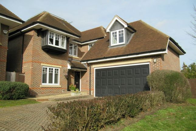 Thumbnail Detached house for sale in Northumberland Walk, Richings Park, Iver, Buckinghamshire