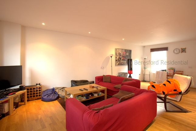 Thumbnail Flat to rent in Palfrey Place, London