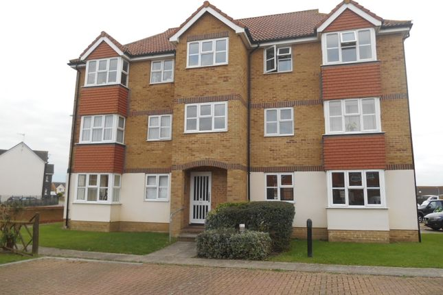 Flat for sale in Falmouth Close, Eastbourne