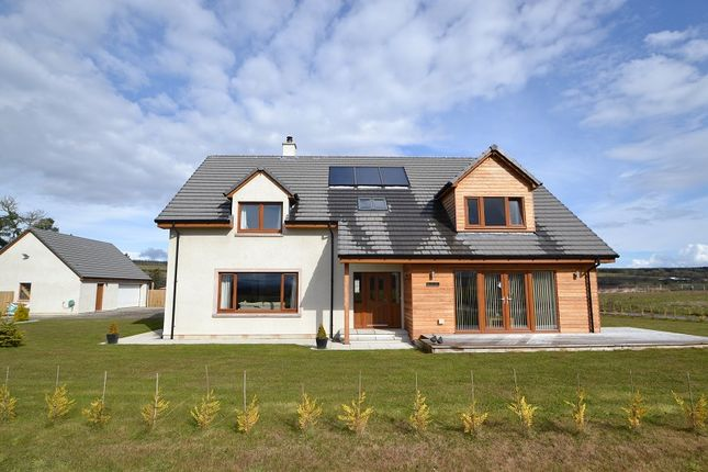 Thumbnail Detached house for sale in Killen, Avoch