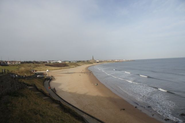 Thumbnail Flat to rent in Percy Gardens, Tynemouth