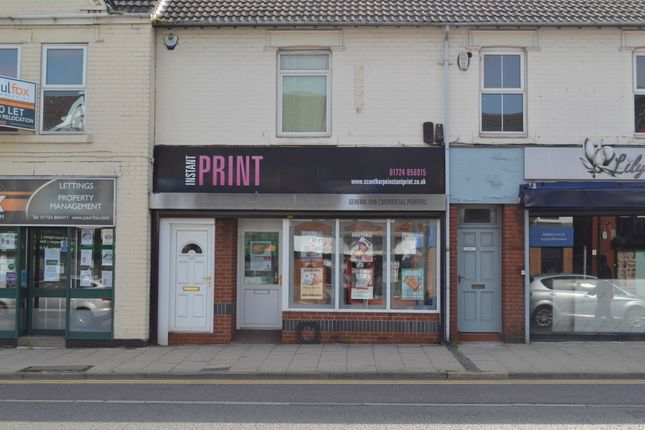 Thumbnail Retail premises for sale in Oswald Road, Scunthorpe North Lincolnshire