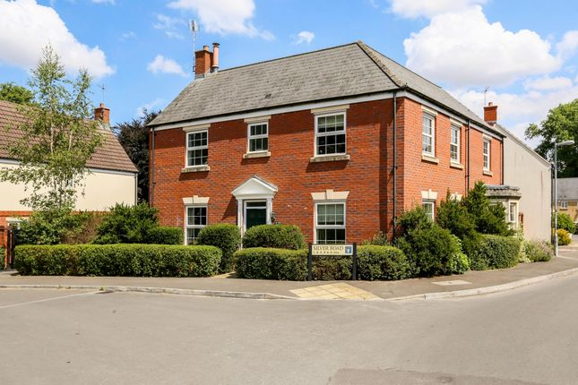Thumbnail Detached house to rent in Silver Road, Pewsey