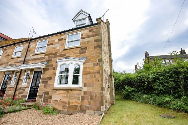 Thumbnail End terrace house for sale in High Street, Skelton
