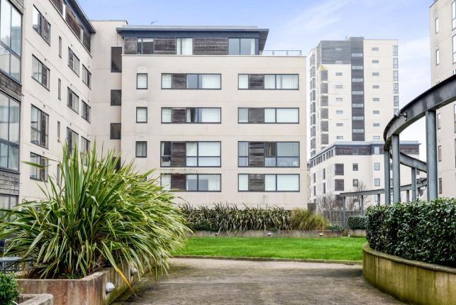 Thumbnail Flat for sale in Altair House, Celestia, Cardiff Bay, Cardiff