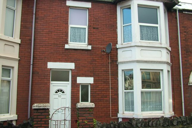 Thumbnail Terraced house to rent in Talbot Road, Port Talbot