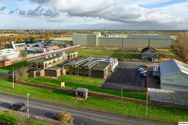 Thumbnail Industrial for sale in Gowdall Lane, Pollington