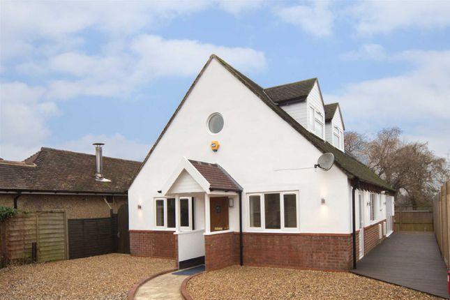 Thumbnail Detached bungalow for sale in Poplar Avenue, Luton