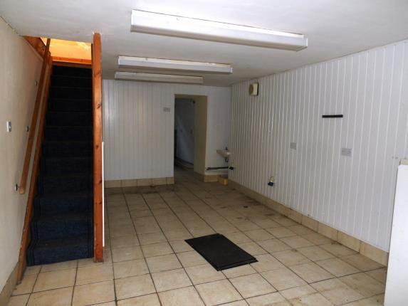Former Shop Floor