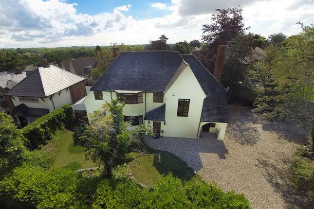 Detached house for sale in Mill Road, Lisvane, Cardiff