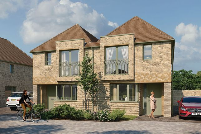 """Thumbnail Semi-detached house for sale in """"Holywell II"""" at Barton Fields Road, Headington, Oxford"""