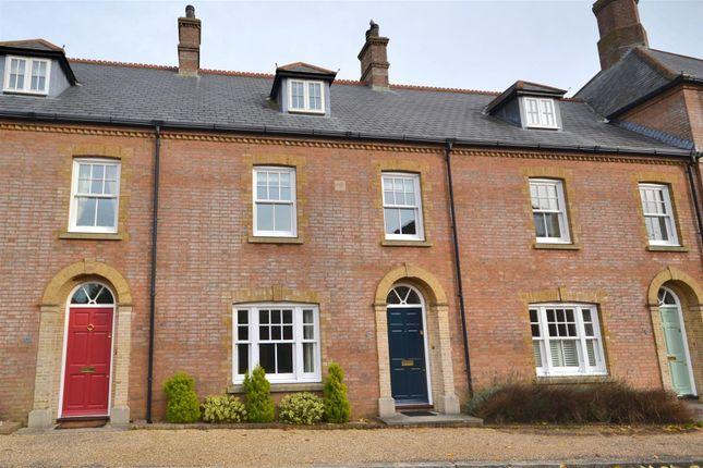 Thumbnail Terraced house for sale in Dunnabridge Street, Poundbury, Dorchester