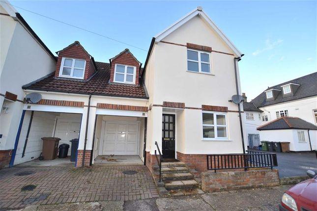 Thumbnail Semi-detached house to rent in Lymington Road, Stevenage, Herts