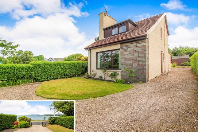Thumbnail Detached house for sale in Connel, Argyll