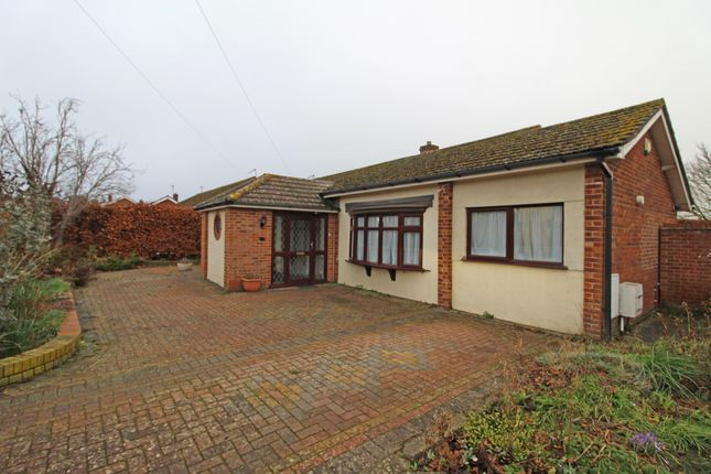 Thumbnail Detached bungalow to rent in Freeman Road, Didcot, Oxon