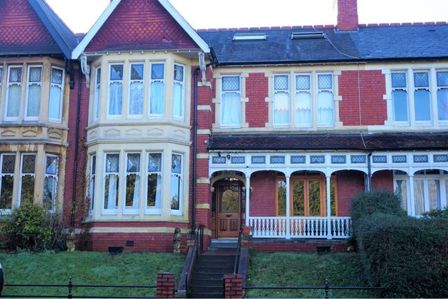 Thumbnail Terraced house for sale in Ninian Road, Roath