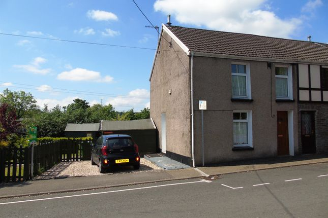End terrace house for sale in Williams Place, Pontypridd