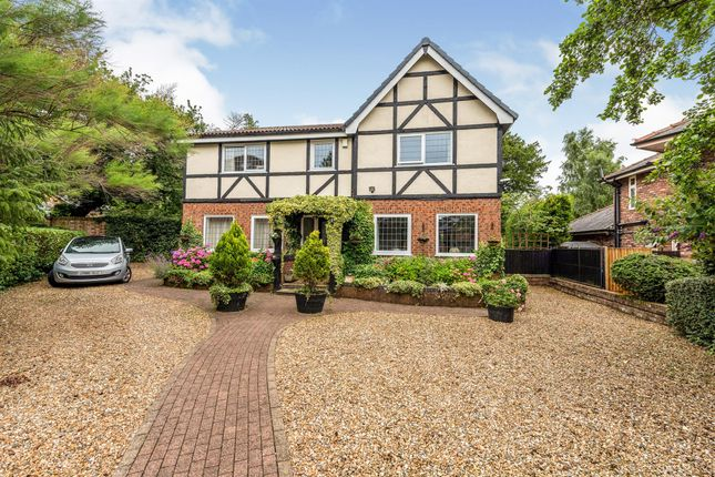 Thumbnail Detached house for sale in Cedar Close, Allerton, Liverpool