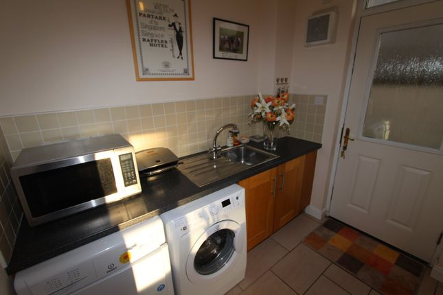 Utility Room of Slackbuie Way, Inverness IV2