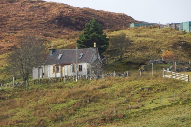Thumbnail Cottage for sale in Drumfearn, Sleat, Isle Of Skye