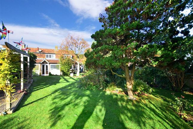 Rear Garden of The Street, Stockbury, Sittingbourne, Kent ME9