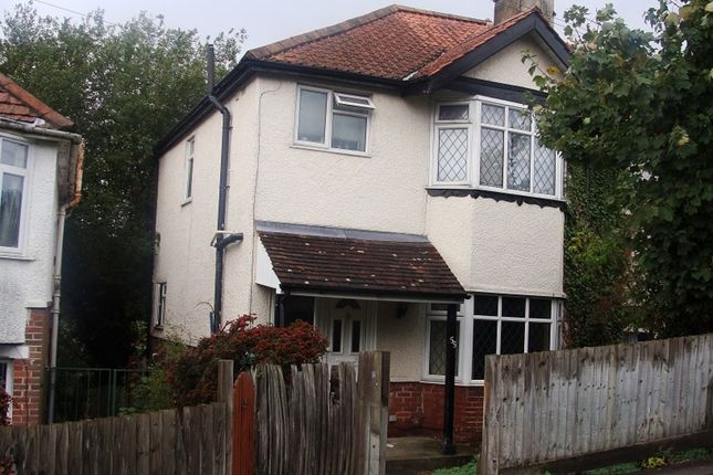 Thumbnail Terraced house to rent in Church Road, Southampton