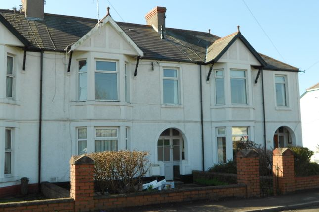 Thumbnail Flat to rent in Newton Nottage Road, Porthcawl