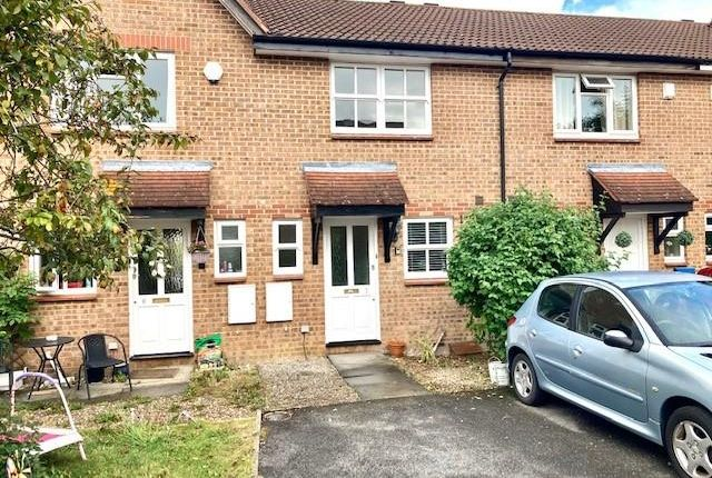 Thumbnail Terraced house to rent in Oswald Close, Warfield