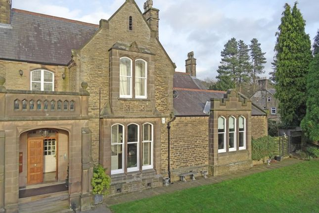 Thumbnail Flat for sale in Normanhurst Park, Darley Dale, Matlock, Derbyshire