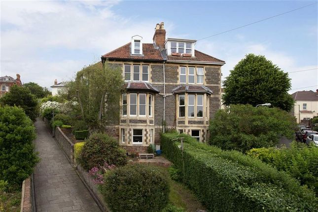 Thumbnail Semi-detached house for sale in Purton Road, Bishopston, Bristol