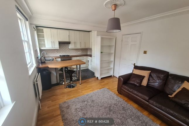 Kitchen / Lounge of Prince Regent Mews, London NW1